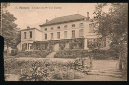 FLOBECQ -  KAART GESCHONDEN - CHATEAU DE Mr VAN DAMME - Flobecq - Vloesberg