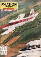 Aviation Magazine N°460 Du 1 Février 1967 Antonov An 2 Dc 3 Piper Cherokee 6 Air Afrique Sea Fury - Aviation