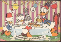 Donald Duck - Bonne Anniversaire - Walt Disney - Autres