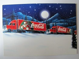 FÊTES - VOEUX - Bonne Année (Coca Cola) - Nouvel An