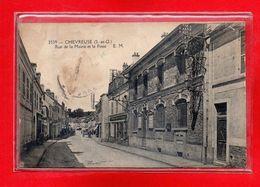 78-CPA CHEVREUSE - VALLEE DE CHEVREUSE - Chevreuse