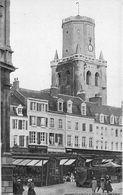 """¤¤  -   BOULOGNE-sur-MER   -  Le Beffroi   -  Commissionnaire """" TALLOIS """"  -   Marché     -  ¤¤ - Boulogne Sur Mer"""