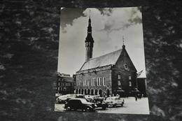 916   Tallin  Church  1967    Cars - Estonie