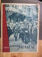 WWII Latvia - Lettland - OSTLAND   Magazine German Army Propaganda - Magazines & Papers