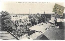 Seine Saint Denie SAINT DENIS Vue Générale De L'usine Floquet    ....G - Saint Denis
