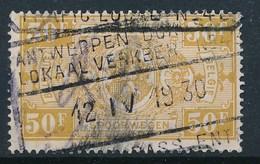 "TR 166 - ""ANTWERPEN-DOK. STAP.-LOKAAL VERKEER - ANVERS-BASS ENT.-TRAFIC LOCAL"" - (ref. LVS-19.558) - 1923-1941"