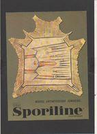 1966 Publicité Laboratoires Cétrane / (Indien) / Peau Peinte Par Les Indiens Sioux - Advertising