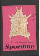 1966 Publicité Laboratoires Cétrane / (Indien) / Peau Peinte Par Les Indiens Algonquins - Advertising