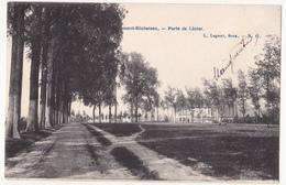 Tienen: Slichsteen: Porte De Linter. - Tienen