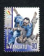 Vanuatu Mini Jeux Du Pacifique Sud 2017 Judo - Judo