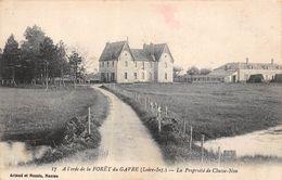¤¤   -   A L'orée De La Forêt Du GAVRE  -  La Propriété De Chasse-Non     -  ¤¤ - Le Gavre