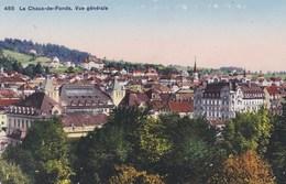 LA CHAUX DE FONDS - NEUCHÂTEL - SUISSE -  2 CPA COULEUR. - NE Neuchâtel