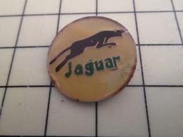 PIN410b Pin's Pins / De Belle Qualité Et Rare / AUTOMOBILE : LOGO DE LA MARQUE JAGUAR - Jaguar