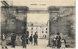 Soissons - La Caserne - Soissons