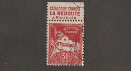 Algérie Timbre N° 79 A Avec Bande Publicitaire La Redoute - Usati