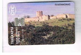 GRECIA (GREECE) -  1996 -     RUINS     - USED - RIF.   14 - Greece
