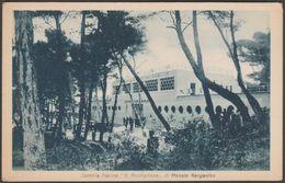 Colonia Marina 'G Postiglione' Di San Menaio Garganico, C.1940s - Petrucci Cartolina - Italy