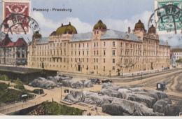 BRASTISLAVA       POZSONY  PRESSBURG      LCC 1008 - Eslovaquia
