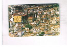 GRECIA (GREECE) -  1996 - VILLAGE     - USED - RIF.   14 - Greece