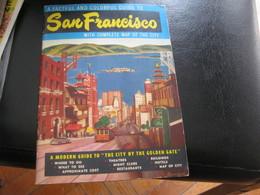 DEPLIANT SAN FRANCISCO - Tourism Brochures