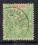 GUYANE N°43 Oblitération De Saint-Laurent Du Maroni - Guyane Française (1886-1949)