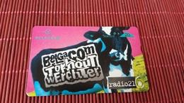 S 144 Radio 21 Belgacom 704 A Used - Belgium