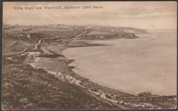 Sandsfoot Castle Sands, Wyke Regis, Dorset, 1919 - E H Series Postcard - Other