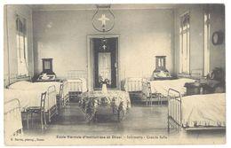 Cpa Douai - Ecole Normale D'Institutrices - Infirmerie ... - Douai