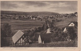 ALLEMAGNE 1928      CARTE POSTALE DE  MARIENBERG - Marienberg