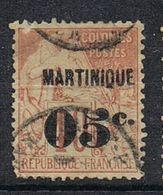 MARTINIQUE N°14 - Gebraucht