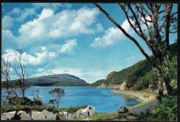 RB 1192 - J. Arthur Dixon Postcard - Triumph Car At Loch Moidart Inverness-shire Scotland - Inverness-shire