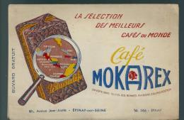 Buvard -  Mokarex - Coffee & Tea