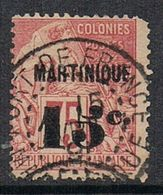 MARTINIQUE N°18 - Guyane Française (1886-1949)