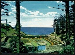 RB 1192 - Postcard - King Edward Park Newcastle - New South Wales Australia - Newcastle