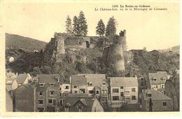 La-Roche-en-Ardenne - CPA - Le Château Fort - La-Roche-en-Ardenne