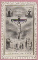 Images Religieuses , Canivet  : Le Devoir - Imágenes Religiosas
