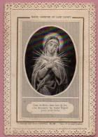 Images Religieuses , Canivet  : Marie Demeure Du Saint-Esprit - Imágenes Religiosas