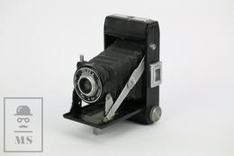 Antique Telka X Achro Matique French Bellows/ Folding Camera - Cameras