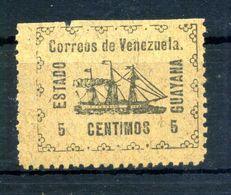 1903 VENEZUELA N.87 (see Scan) * - Venezuela