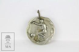 Antique 1909 Football Club Riveras Del Parana - Villa Constitucion Medal - Tokens & Medals