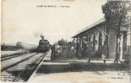 Camp De Mailly - La Gare - Mailly-le-Camp