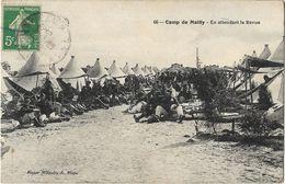 Camp De Mailly - En Attendant La Revue - Mailly-le-Camp