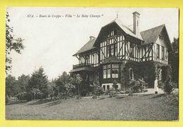 * Spa (Liège - Luik - La Wallonie) * (Collection Artistique Califice) Route De Creppe, Villa Le Bahy Champs, Rare, Old - Spa