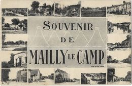Souvenir De Mailly-le-Camp - Mailly-le-Camp