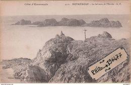 35 Rothéneuf - Cpa / Le Calvaire De L'Ermite. Non Circulé. - Rotheneuf