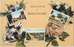 Souvenirs De Mailly-le-Camp - Mailly-le-Camp