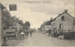 Les Grandes Chapelles - Route D'Arcis - Arcis Sur Aube