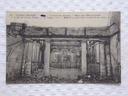 CPA - ARRAS - Le Travail Des Sauvages - Ruines D'un Hôtel Particulier Rue Des Grands Vieziers - Arras