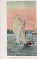 AK Sydney City Sailing Boat Bateau A Voiles New South Wales NSW Australia Australien Australie Stamp Timbre Briefmarke - Sydney