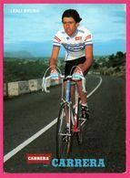 Cycliste - Cyclisme - LEALI BRUNO - CARRERA - Sponsor - Pub - Ciclismo